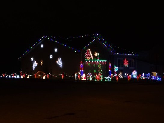 omaha ne - Christmas Light Show Michigan
