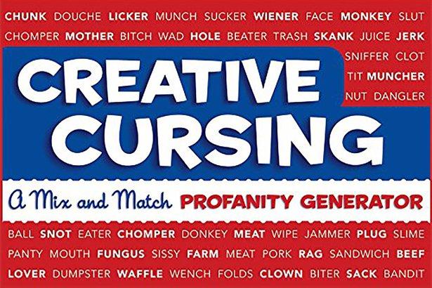 Profanity Book Generator