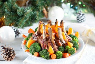 20 Cheap Yet Dazzling Christmas Main Dishes Cheapism Com