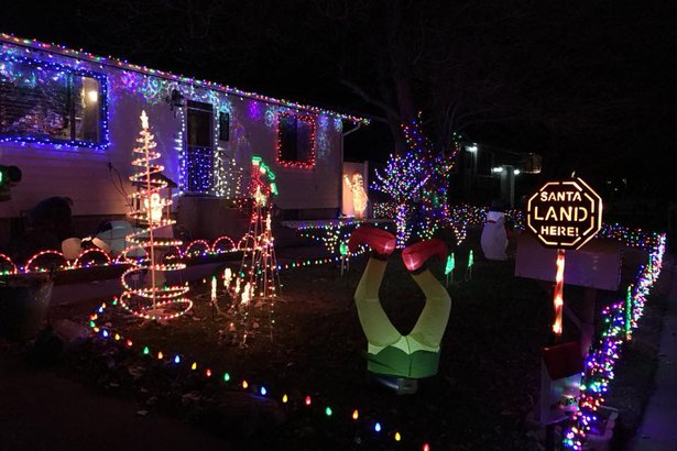 50 best christmas light displays in the u s cheapism com