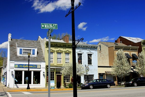 50 Best Main Street Districts For Shopping In America