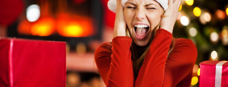 Anxiety Relief for the Holidays