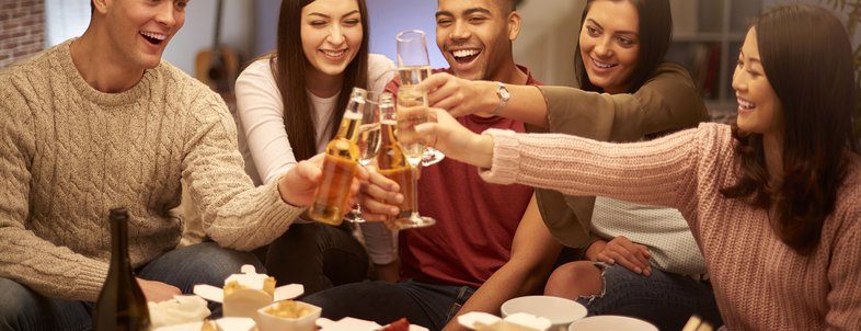 Why to Skip Going Out on NYE