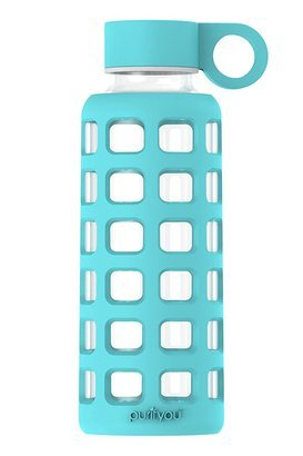 Purifyou Premium Glass Water Bottle