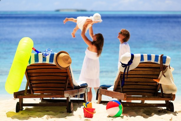 18 cheap beach vacations best budget beaches for family for Cheap tropical places to vacation