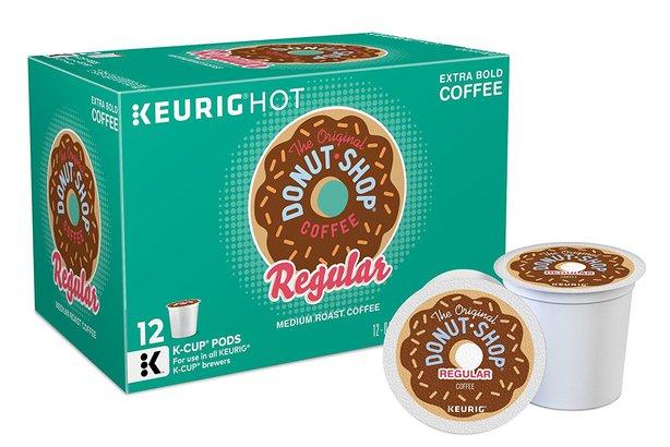 The Original Donut Shop Regular Keurig Single-Serve K-Cup Pods