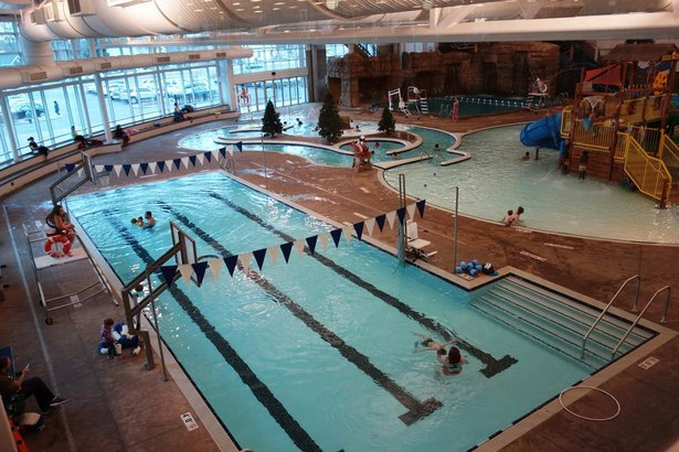 delighful cool indoor pools with slides coolest water parks on - Cool Indoor Pools With Slides