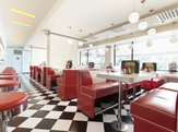 American 50's style diner