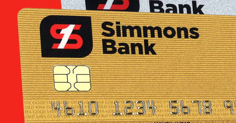 simmons visa cards