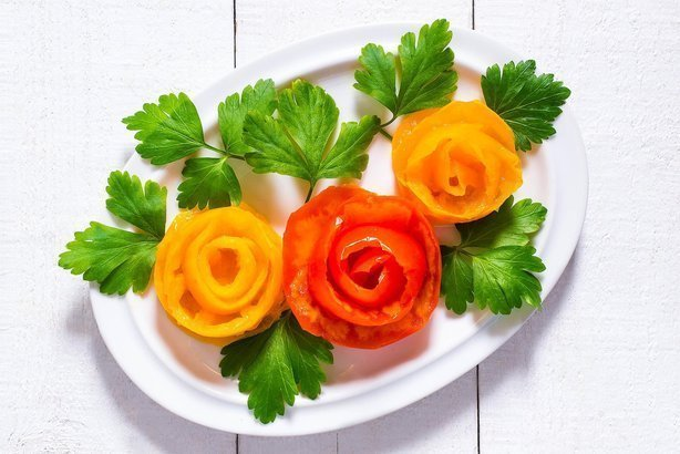 Cheap Garnish Ideas For Attractive Food Presentation