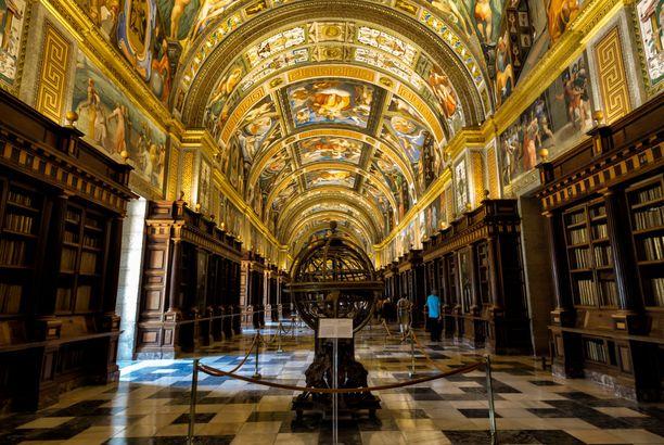 The Library of El Escorial