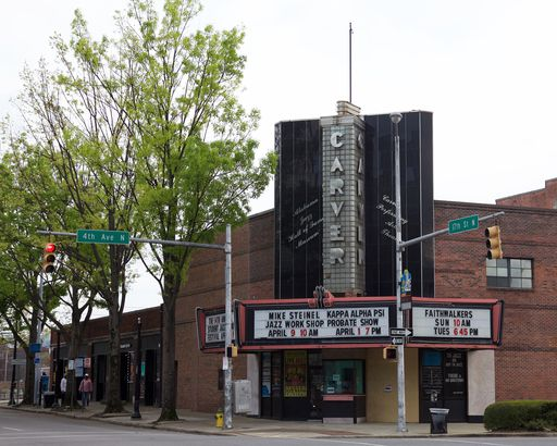 Alabama Jazz Hall Of Fame, Birmingham, Alabama
