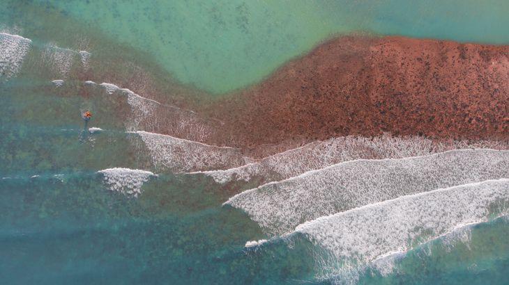 Koh Samui Island shoreline