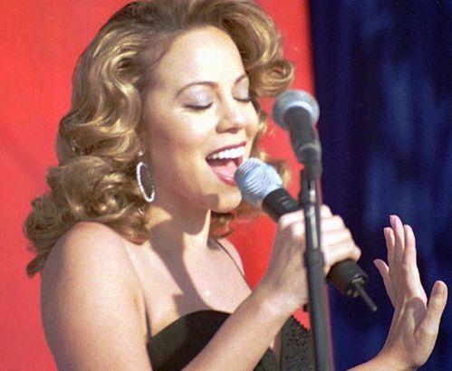 1990 Mariah Carey