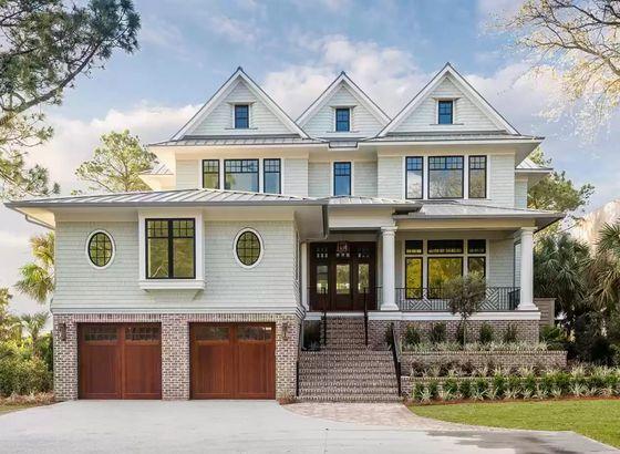 South Carolina waterfront home