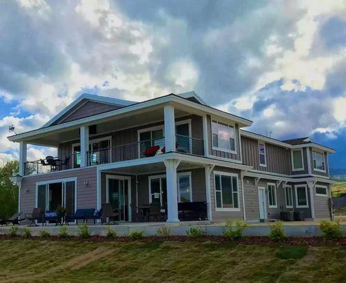 Utah waterfront home