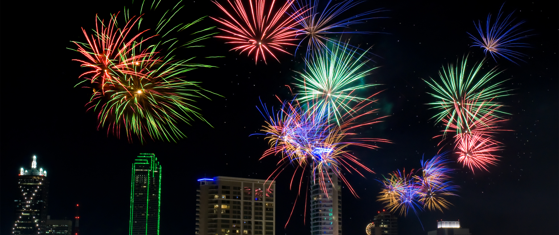 Eve Fireworks In 2019