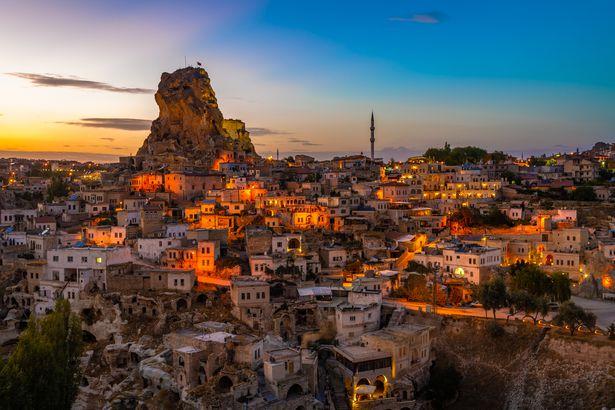Cappadocia, Turkey by drone