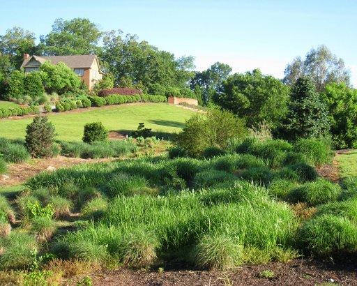 South Carolina Botanical Gardens in Clemson, South Carolina