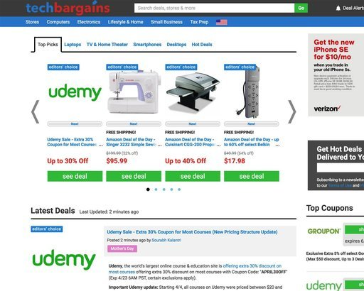 Best Coupons Sites 2017 | Cheapism