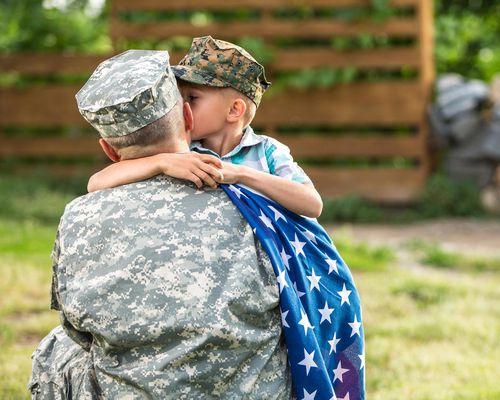 Use Veterans' Discounts