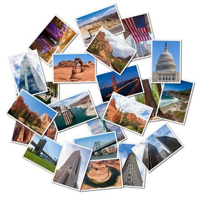 photos of attractions in the states