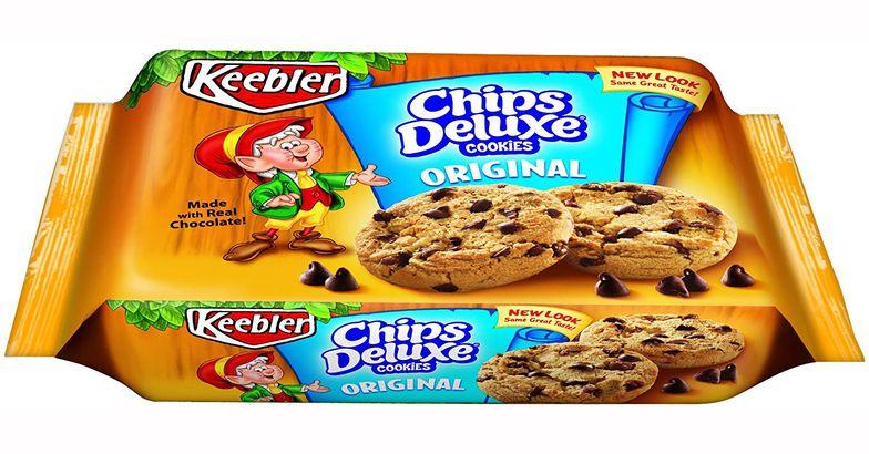 keebler chips deluxe original