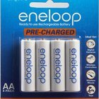 Sanyo Eneloop Pre-Charged Rechargeables