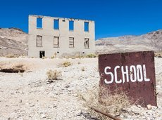 Spooky Ghost Towns