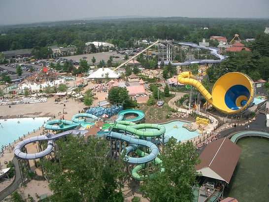Six Flags St Louis Announces Interactive Water Ride For 2014