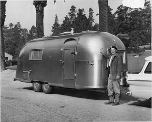 13 Airstream Trailers As Beautiful as They Are Historic ... on victorian blue, industrial blue, texas home blue, florida home blue, charleston home blue,