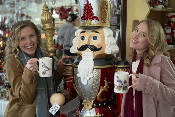 Hallmark's 'A Cheerful Christmas'