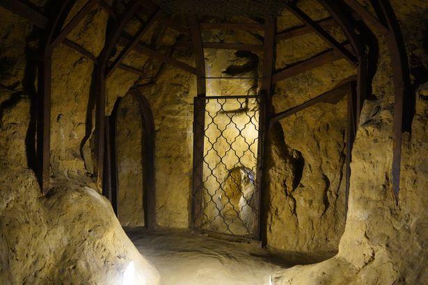 Saint Anthony Caves