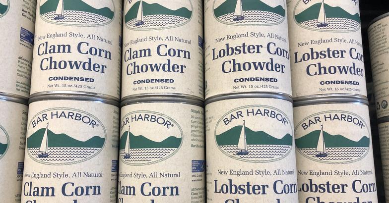 Bar Harbor Chowder