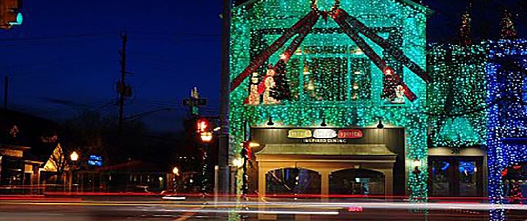 Johnson City Christmas Lights 2020 Recent Displays In New York And Here In Louisiana Best Places to See Christmas Lights in Every State | Cheapism.com