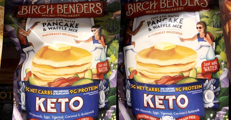 Birch Benders Keto Pancake and Waffle Mix