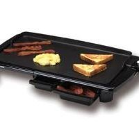 Black & Decker GR100 Family Size Griddle