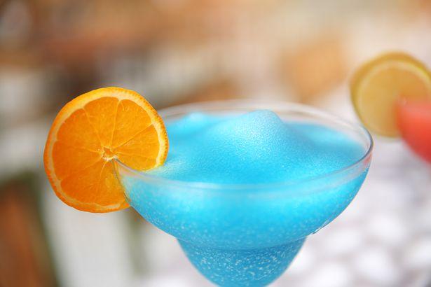 Blue Water Margarita
