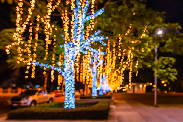 Christmas Lights Bowling Green Ky 2021 The Best Christmas Towns In America Cheapism Com