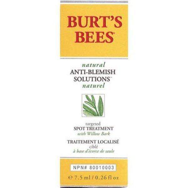 Burt S Bees Natural Acne Solutions Spot Treatment