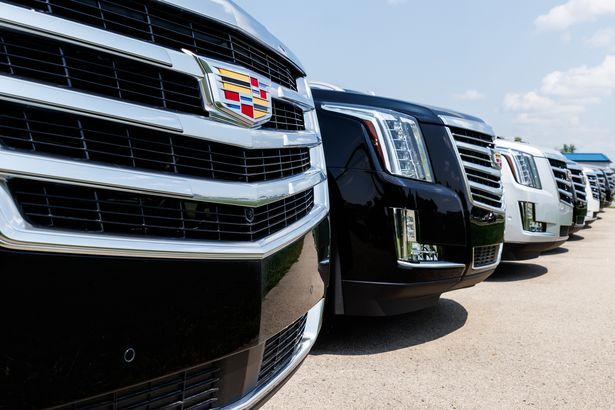 Cadillac Escalade dealership