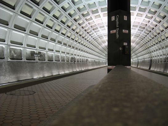 Capitol South Metro Tunnel