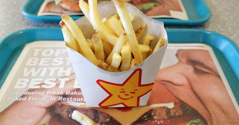Carl's Jr. Fries