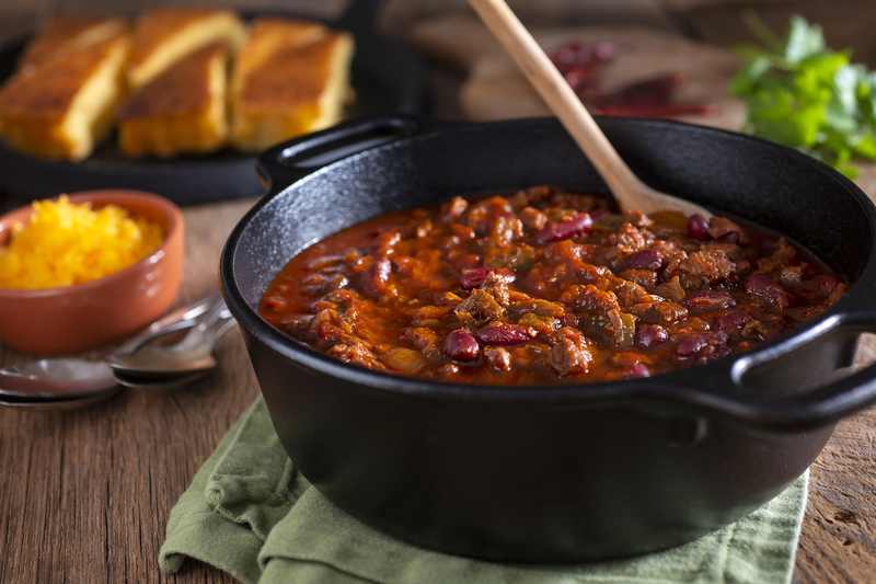 13 Homemade Chili Recipes From Across The Country Cheapism Com
