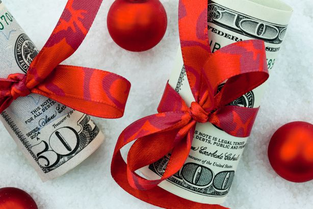 cash gifts