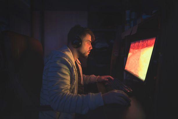 Playing Games at Night