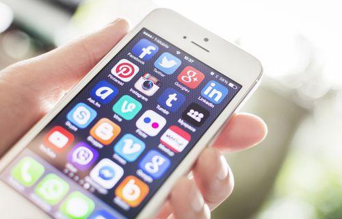 cvs social media