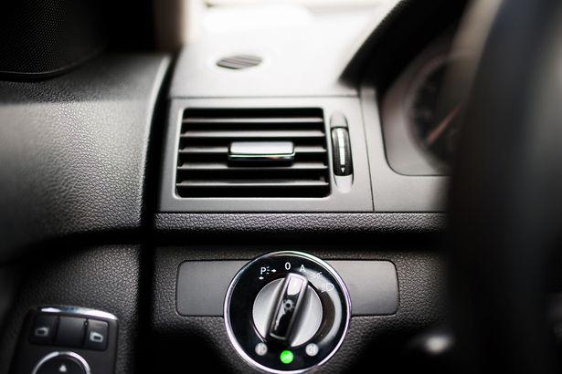 car air vents