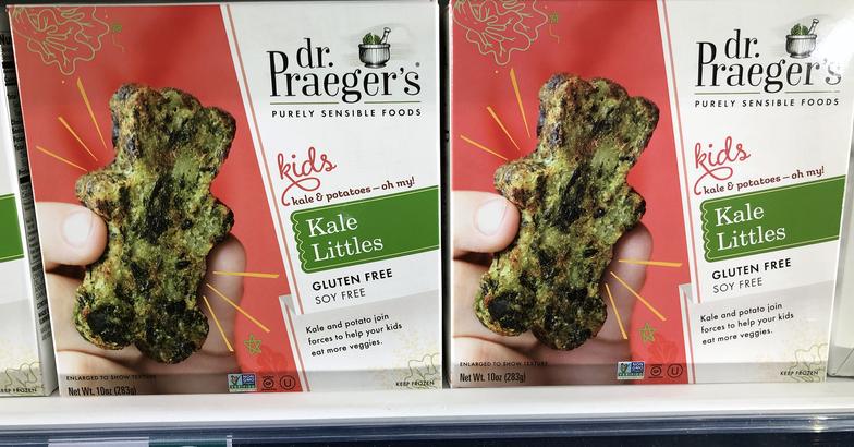 Dr. Praeger's Kids Kale Littles