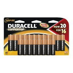 Duracell CopperTop Alkaline